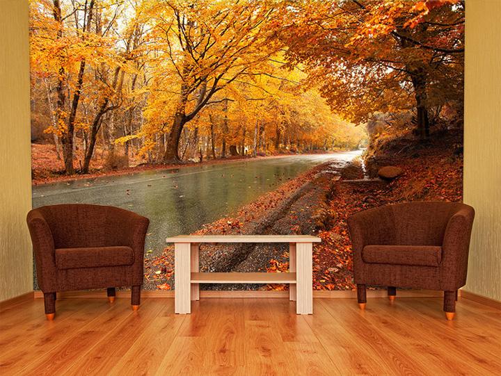 fototapeta stenska fototapeta drevesa ftst003. Black Bedroom Furniture Sets. Home Design Ideas