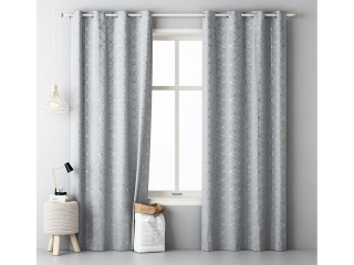 Draperije GLAMMY Light Grey 1 kos 140x250cm