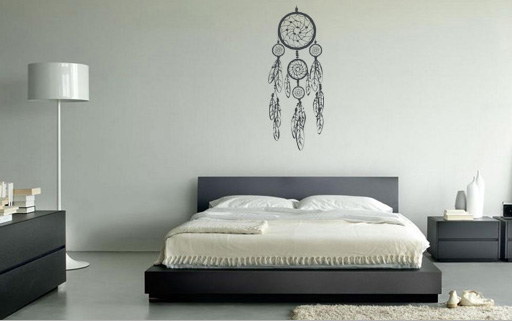 Stenske nalepke DREAM CATCHER NALS002